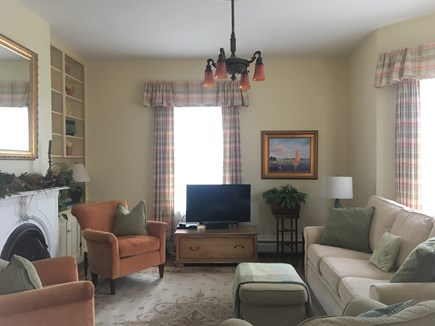 Hyannis Cape Cod vacation rental - Comfortable den with television