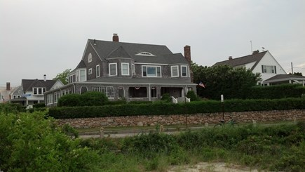 Hyannisport Cape Cod vacation rental - View of house