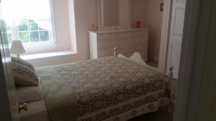Orleans Cape Cod vacation rental - Pink Room with queen bed upstairs