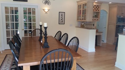 Orleans Cape Cod vacation rental - Plenty of seats for eats or cards