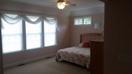 Orleans Cape Cod vacation rental - Master bedroom with king bed on the first floor