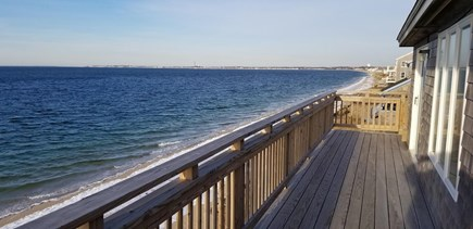 Truro Cape Cod vacation rental - Ahh. The view!