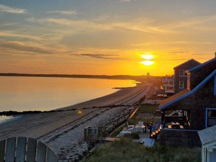 Truro Cape Cod vacation rental - Can't get enough of those sunsets.