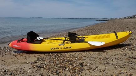 Truro Cape Cod vacation rental - Two-person ocean kayak