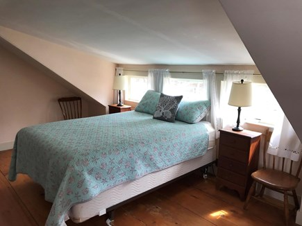 West Barnstable Cape Cod vacation rental - Upstairs front bedroom with queen size bed
