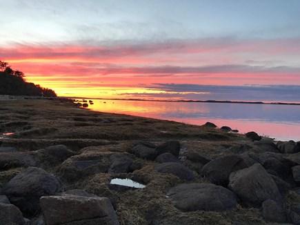 West Barnstable Cape Cod vacation rental - Scudder Landing, half mile away!
