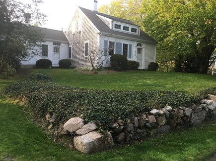 West Barnstable Cape Cod vacation rental - Front view of house