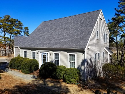 Wellfleet Cape Cod vacation rental - Spacious home on a private, wooded lot