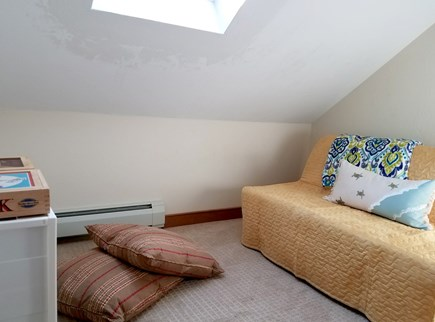 Wellfleet Cape Cod vacation rental - Second floor alcove with skylight