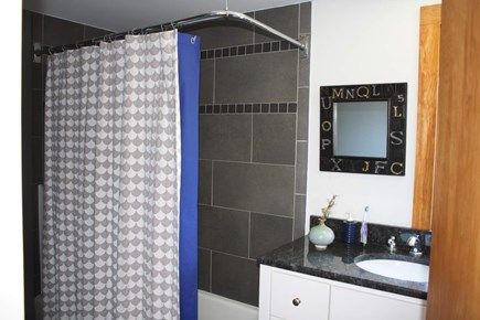 Wellfleet Cape Cod vacation rental - Updated bath on main level