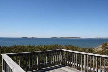 Wellfleet Cape Cod vacation rental - Burton Baker Beach and view of Jeremy's Point