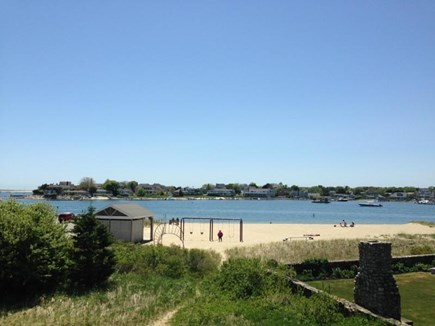 West Yarmouth Cape Cod vacation rental - Bayview Beach at the end of the road