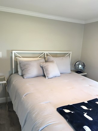West Yarmouth Cape Cod vacation rental - First floor bedroom with queen bed
