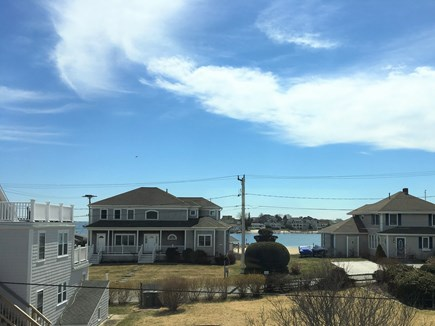 West Yarmouth Cape Cod vacation rental - View from the upstairs bedrooms