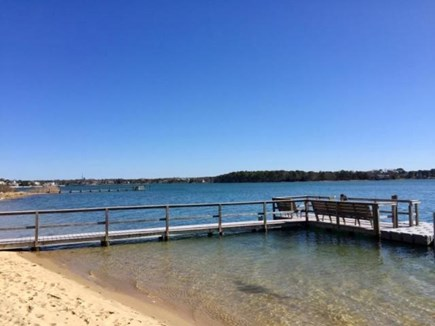 South Yarmouth Cape Cod vacation rental - Beautiful Bass River: .2 miles to beach from home.