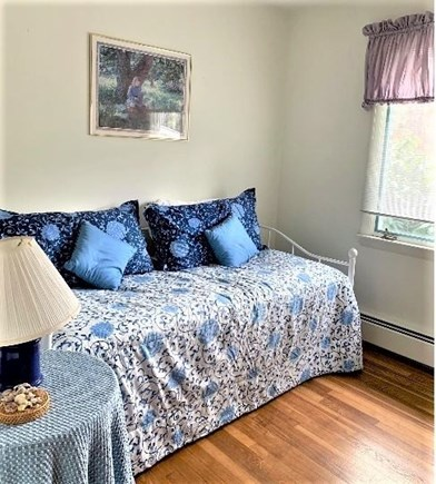 South Yarmouth Cape Cod vacation rental - Third Bedroom with Day bed, beautiful hardwood floors.
