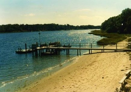 South Yarmouth Cape Cod vacation rental - Enjoy the sandy beach on Bass River!
