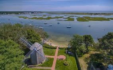 South Yarmouth Cape Cod vacation rental - Walk to Windmill Beach with views of Bass River