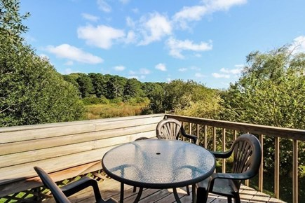 South Yarmouth Cape Cod vacation rental - Beautiful marsh views from the deck