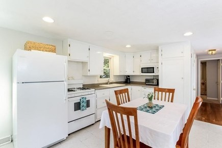 South Yarmouth Cape Cod vacation rental - Fully-equipped, eat-in kitchen