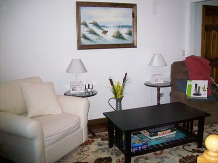South Yarmouth Cape Cod vacation rental - View of family room