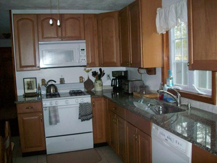 South Yarmouth Cape Cod vacation rental - Fully equipped kitchen with dishwasher, microwave