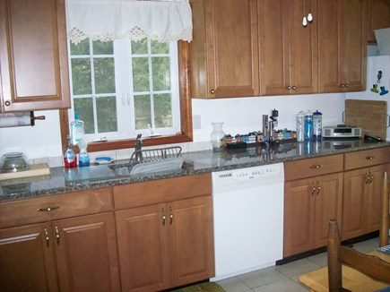South Yarmouth Cape Cod vacation rental - Kitchen with granite counters