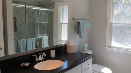 Eastham Cape Cod vacation rental - Second Floor Bathroom with Shower
