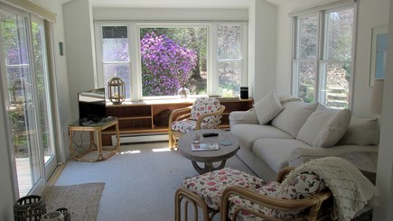 Eastham Cape Cod vacation rental - Sun/TV Room