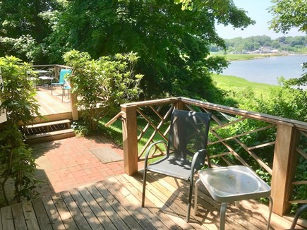 Orleans Cape Cod vacation rental - 2 decks overlooking water