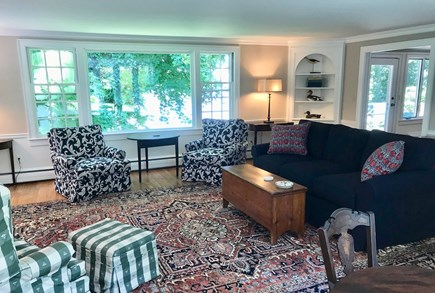 Orleans Cape Cod vacation rental - Main Living Room