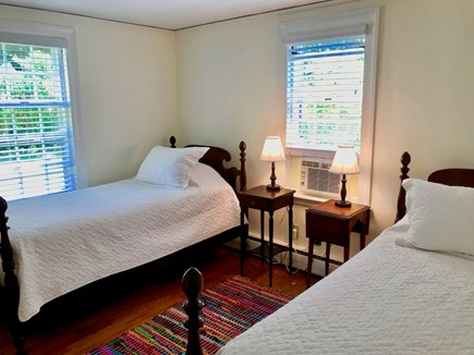 Orleans Cape Cod vacation rental - Bedroom #4 w/2 twins