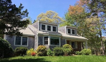 Orleans Cape Cod vacation rental - House & front yard