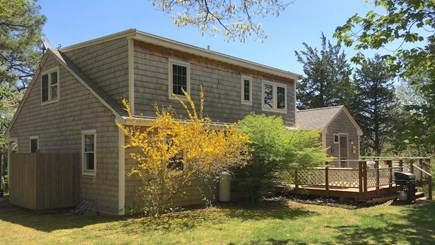 Orleans Cape Cod vacation rental - Back yard