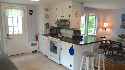 Orleans Cape Cod vacation rental - Kitchen & dining alcove