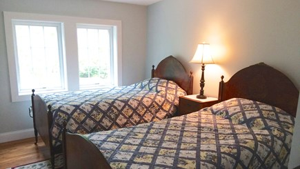 Orleans Cape Cod vacation rental - Bedroom #3 w/2 twins