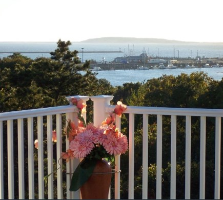 Wellfleet Cape Cod vacation rental - Beautiful view from the 2nd floor deck!