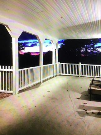 Wellfleet Cape Cod vacation rental - Beautiful sunsets over Wellfleet Harbor.