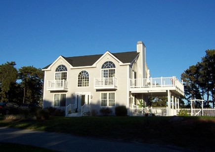 Wellfleet Cape Cod vacation rental - Open flow contemporary home on a private cul-de-sac.