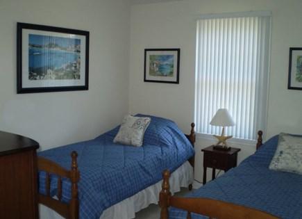 Wellfleet Cape Cod vacation rental - One of four bedrooms, 2nd floor 2 twin beds.