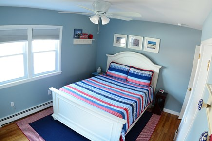 Plymouth MA vacation rental - 1st bedroom - Queen Bed