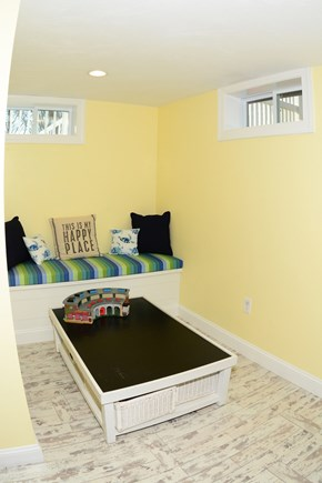 Plymouth MA vacation rental - Kids nook
