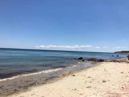 Plymouth MA vacation rental - Our private beach!