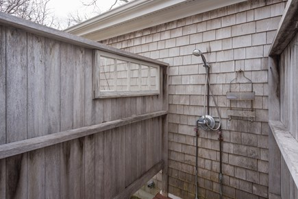 Barnstable Village Cape Cod vacation rental - Outdoor Shower