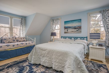 Barnstable Village Cape Cod vacation rental - 3rd Bedroom- Queen Size with Addition Trundle Bed