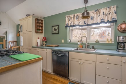 Barnstable Village Cape Cod vacation rental - Chef's Kitchen