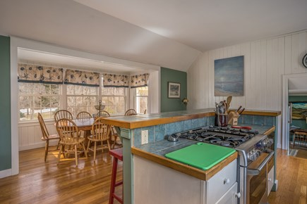 Barnstable Village Cape Cod vacation rental - Kitchen/Dining Area