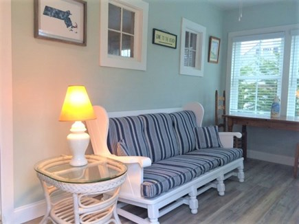 Brewster Cape Cod vacation rental - Porch of Main House