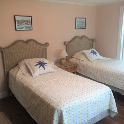 Brewster Cape Cod vacation rental - Twin Bedroom in 2 bedroom house