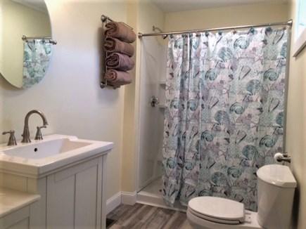 Brewster Cape Cod vacation rental - Main house 1st floor bathroom